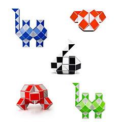 tanie Kostki Rubika-Kostka Rubika Obcy Gładka Prędkość Cube Magiczne kostki / Kostka Wąż Puzzle Cube Klasyczna Miejsca Prezent Kwadratowe Dla dziewczynek