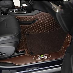 Automotivo Tapete de chão Tapetes Para Carros Para Jeep Todos os Anos Cherokee