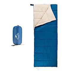 billiga Sovsäckar, madrasser och liggunderlag-Naturehike Sovsäck Utomhus 5-15 °C Rektangulär Bärbar / Håller värmen / Ultra Lätt (UL) för Vår / Sommar / Höst