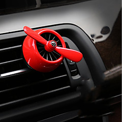 billiga Luftrenare till bilen-yc air force ii bil parfym zink legering bilmaterial