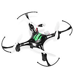 billige Fjernstyrte quadcoptere og multirotorer-RC Drone JJRC H8MINI 4 Kanal 6 Akse 2.4G Fjernstyrt quadkopter Hodeløs Modus Fjernstyrt Quadkopter / Fjernkontroll / USB-kabel