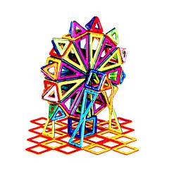 tanie Klocki magnetyczne-Blok magnetyczny Klocki 109pcs Wojownik Zaokrąglanie Samochód Transformable Classic & Timeless Chic & Modern Architektura Pojazdy Hračka