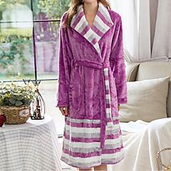 billiga Handdukar och badrockar-frisk stil badrock, solid curve överlägsen kvalitet 100% polyester 100% polyesterhandduk