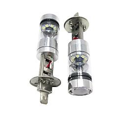 cheap -LED Light Fog Light For 2004 2015 2005 2016 2006 2007 2008 2009 2010 2011 2012 2013 2003 2014 Volkswagen Ford Volvo Jetta V60 Mustang car
