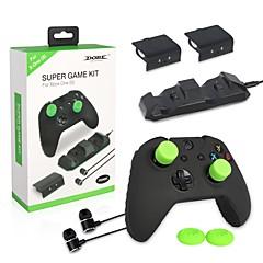 billiga Xbox 360-tillbehör-Trådlös Laddare / Batterier Till Xlåda 360 ,  Fläkt Laddare / Batterier ABS 1 pcs enhet
