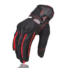 tanie Rękawiczki motocyklowe-Pełny palec Dla obu płci Rękawice motocyklowe Włókno nylonowe Zdatny do noszenia / Oddychalność / Antypoślizgowy