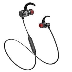 billiga Headsets och hörlurar-AWEI I öra Trådlös Hörlurar Dynamisk Metallskal Sport & Fitness Hörlur Med volymkontroll / Stereo headset