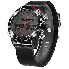tanie Inteligentne zegarki-Budziki Wielofunkcyjny Zegarek sportowy JEISO-1701 na Android iOS Inne Wyświetlanie czasu Wielofunkcyjny Univerzál Rodzajowy Na codzień Budzik Kalendarz Dwie strefy czasowe