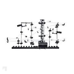 billiga Leksaker och spel-Spacerail Level 1 Kulbanor Marmorkulbanor Kontor / Business Galax och stjärnhimmel Focus Toy geometriska mönster ABS-harts Alla Barn Vuxna