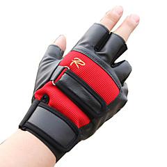 tanie Rękawiczki motocyklowe-Rękawice skórzane na zewnątrz, skórzane, antypoślizgowe