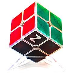 tanie Kostki Rubika-Kostka Rubika z-cube Luminous Glow Cube 2*2*2 Gładka Prędkość Cube Magiczne kostki Puzzle Cube Zabawki biurkowe Stres i niepokój Relief
