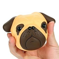 billige Originale moroleker-LT.Squishies Klemmeleker Hunder / Dyr Dyremønster Office Desk Leker / Stress og angst relief / Dekompresjon Leker Voksne Gave