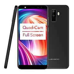 "billiga Mobiltelefoner-LEAGOO M9 5.5 "" 3G smarttelefon ( 2GB + 16GB 2 MP 8 MP MediaTek MT6580 )"