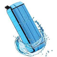 お買い得  スピーカー-IP65 防水 ブルートゥース 4.0 3.5mm AUX ブックシェルフスピーカー ゴールド グリーン ブラック ブルー