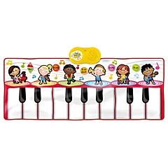 tanie Instrumenty dla dzieci-Keyboard elektroniczny Oyuncak Müzik Aleti Pianino Muzyka 1pcs