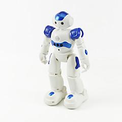 baratos -RC Robot Infravermelho Metalic Plástico Forward / Backward Cantando Dançando Caminhada Controle Remoto Não aplicável