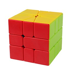 billiga Leksaker och spel-Rubiks kub YongJun D0887 Alien 3*3*3 Mjuk hastighetskub Magiska kuber Pusselkub Genomskinligt klistermärke Mode Present Unisex
