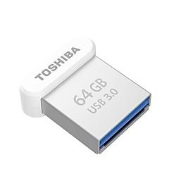 tanie Pamięć flash USB-Toshiba 64 GB Pamięć flash USB dysk USB USB 3.0 Plastikowy Odporny na wstrząsy U364
