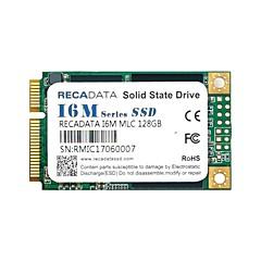 Χαμηλού Κόστους SSD-RECADATA Επιχείρηση σκληρό δίσκο 128GB SATA 3.0 (6 Gb / s) RD-msata-SSD