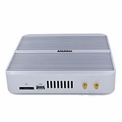 billige TV-bokser-FMP03 Mini PC Linux / Windows Mini PC Intel Core i5-4200U 2GB RAM 16GB ROM