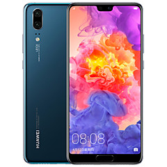 "preiswerte Handys-Huawei P20 China Version 5.8inch "" 4G Smartphone ( 6GB + 64GB 20mp 12mp Hisilicon Kirin 970 3400mAh )"