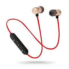 levne Headsety a sluchátka-V uchu / EARBUD Bluetooth4.1 Sluchátka Planární magnetické Kovový plášť Sport a fitness Sluchátko Sluchátka