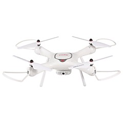 cheap RC Quadcopters & Multi-Rotors-RC Drone SYMA X25PRO 4 Channel 6 Axis 2.4G With HD Camera 2.0MP 720P RC Quadcopter Height Holding FPV One Key To Auto-Return 360°Rolling