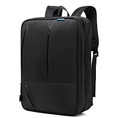 """billiga Laptop Bags-Nylon Enfärgad Ryggsäckar 17 """"bärbar dator"""
