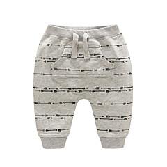 hesapli Bebek Altları-Bebek Unisex Actif Desen Pantolon / Toddler