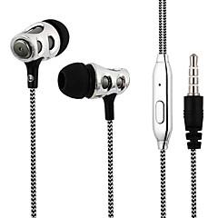 billiga Headsets och hörlurar-LS3B141A I öra Kabel Hörlurar Dynamisk Acryic / Polyester Sport & Fitness Hörlur headset