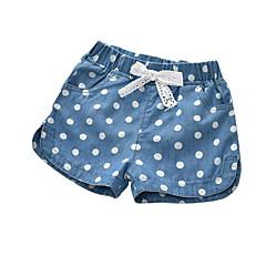 billige Bukser og leggings til piger-Børn / Baby Pige Prikker Shorts