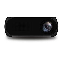 tanie Projektory-YG320 LCD Projektor do kina domowego LED Projektor 400 lm Wsparcie 1080p (1920x1080) 24-80 in Ekran / QVGA (320x240)