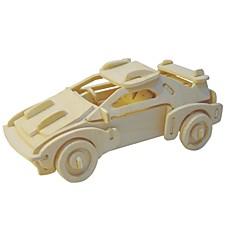 baratos -Quebra-Cabeças de Madeira / Brinquedos de Lógica & Quebra-Cabeças Moda / Carro Escola / Novo Design / Nível Profissional De madeira 1pcs