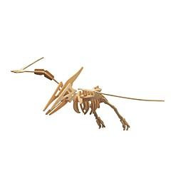 tanie Gry i puzzle-Drewniane puzzle / Zabawki logiczne i układanki Sceniczny / Moda / Tyranozaur Rex profesjonalnym poziomie / Przeciwe stresowi i niepokojom / Zabawka na koncentrację Drewniany 1 pcs Dla dzieci