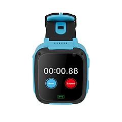 tanie Inteligentne zegarki-Zegarki dziecięce CW108 na Android iOS Wi-Fi Wodoodporny Ekran dotykowy Gry Śłodkie Kreatywne Stoper Krokomierz Powiadamianie o połączeniu telefonicznym Rejestrator aktywności fizycznej / Budzik