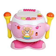 tanie Instrumenty dla dzieci-Intex Tamburyn Muzyka Dźwięk Unisex Dla chłopców Dla dziewczynek Zabawki Prezent 1 pcs