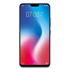 "billiga Mobiltelefoner-vivo VIVO V9 6,3tum "" 4G smarttelefon ( 4GB + 64GB 5mp / 16mp Qualcomm Snapdragon 626 3260mAh )"