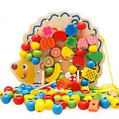 Χαμηλού Κόστους Παιχνίδια ανάγνωσης-Παιχνίδι ανάγνωσης Οικογένεια Αλληλεπίδραση γονέα-παιδιού Νεό Σχέδιο Ξύλινος Παιδικά Δώρο 1pcs