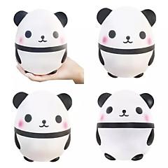 billiga Leksaker och spel-MINGYUAN Panda omvandlings / Djur / Gulligt poly uretan / POLY Alla Vuxna / Tonåring Present