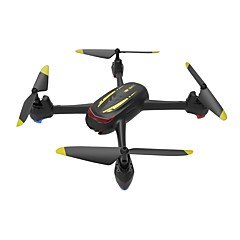 billiga Drönare och radiostyrda enheter-RC Drönare SHR / C SH2HD RTF 4 Kanaler 6 Axel 2.4G / WIFI Med HD-kamera Radiostyrd quadcopter Auto-Takeoff / Huvudlös-läge / Tillgång