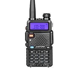 billige Walkie-talkies-V8 Walkie-talkie Håndholdt Stemmekommando 128 1800mAh 5W Walkie Talkie Toveis radio