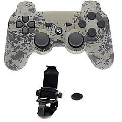billiga PS3-tillbehör-Trådlös Stativ Kits Till Sony PS3 ,  Bluetooth Bärbar Stativ Kits ABS 1 pcs enhet