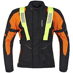 tanie Kurtki motocyklowe-MOTOBOY Ubrania motocyklowe Ceket na Męskie Tkanina Oxford Jesień Wodoodporne / Odporność na zurzycie / Odporne na wstrząsy