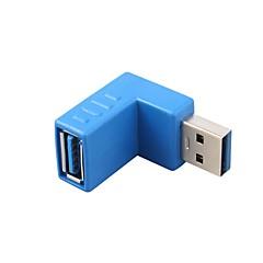 Χαμηλού Κόστους Αξεσουάρ Ήχου & Βίντεο-Unitek 07 2 USB 3.0 USB 3.0 Αρσενικό - Θηλυκό Κοντό (κάτω από 20εκ)