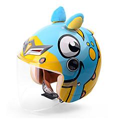 tanie Kaski i maski-YEMA animal world Braincap Dzieci Dla obu płci Kask motocyklowy Odporne na wstrząsy / Chroniący / a przed promieniowaniem UV / Odporny / a na działanie wiatru
