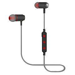 billiga Headsets och hörlurar-JTX 740 I öra Bluetooth 4,2 Hörlurar Hörlurar Aluminum Alloy Sport & Fitness Hörlur mikrofon / Med volymkontroll / Magnetattraktion headset