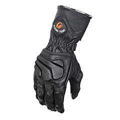 baratos Luvas de Motociclista-RidingTribe Dedo Total Unisexo Motos luvas uretano poli / silica Gel Manter Quente / Anti-desgaste / Sensível ao Toque