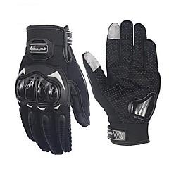 baratos Luvas de Motociclista-RidingTribe Dedo Total Unisexo Motos luvas Malha Respirável / Tecido Saudável Respirável / Non-Slip