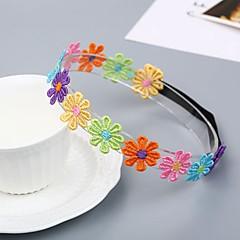 baratos Acessórios para Crianças-Infantil Para Meninas Floral Acessórios de Cabelo