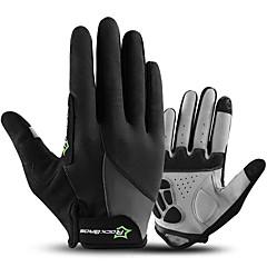 baratos Luvas de Motociclista-ROCKBROS Dedo Total Unisexo Motos luvas Tecido Sensível ao Toque / Respirável